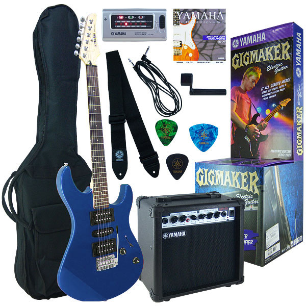 yamaha gigmaker erg121 electric guitar package muzikone. Black Bedroom Furniture Sets. Home Design Ideas