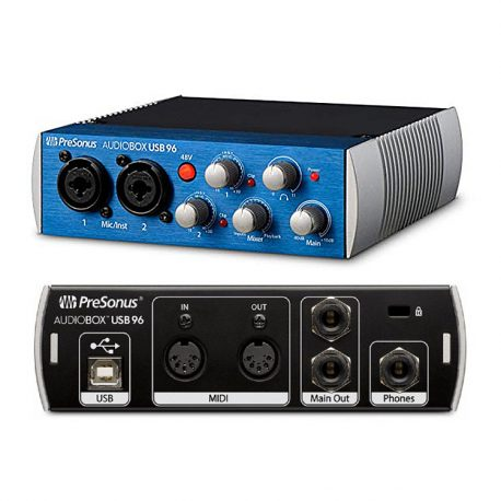 PreSonus-Audiobox-USB-96