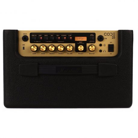 Marshall-CODE-25-Top-View