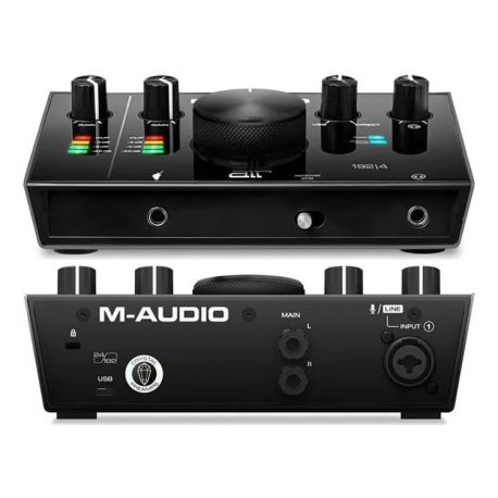 M-Audio-AIR-192-4-Front-Back