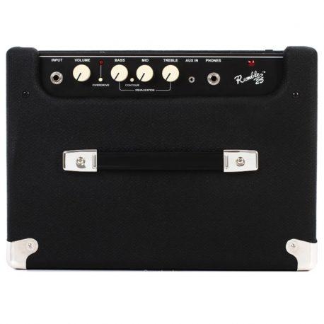 Fender-Rumble-25-Top