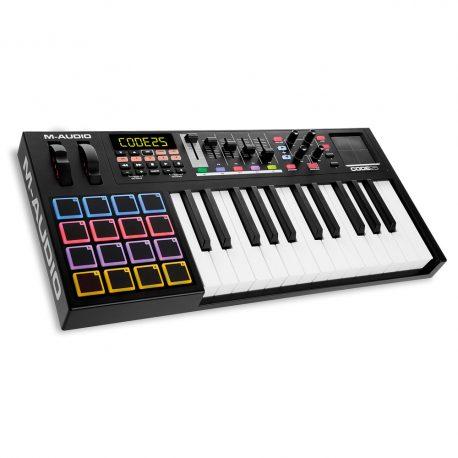 M-Audio-Code-25-Black