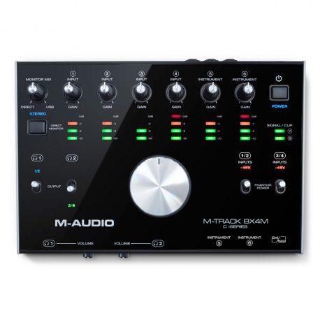M-Audio-M-Track-8x4M