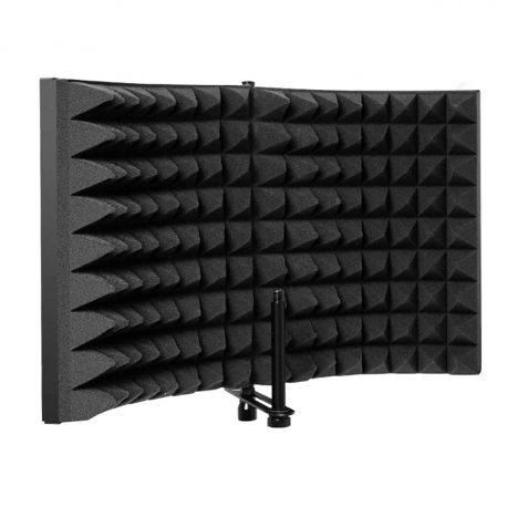 Maono-AU-S02-Portable-Vocal-Booth-Isolation-Shield-1