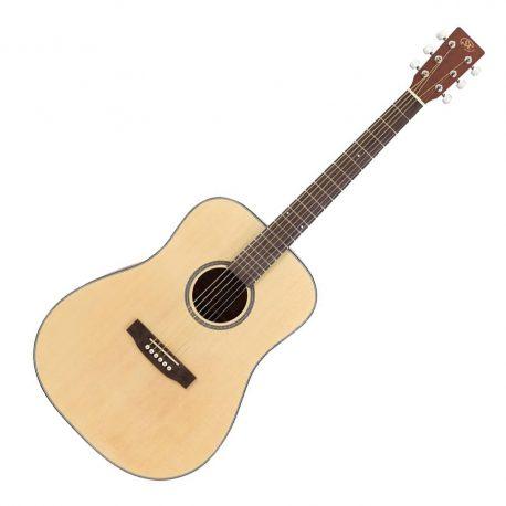 SX-SD304-Acoustic-Guitar